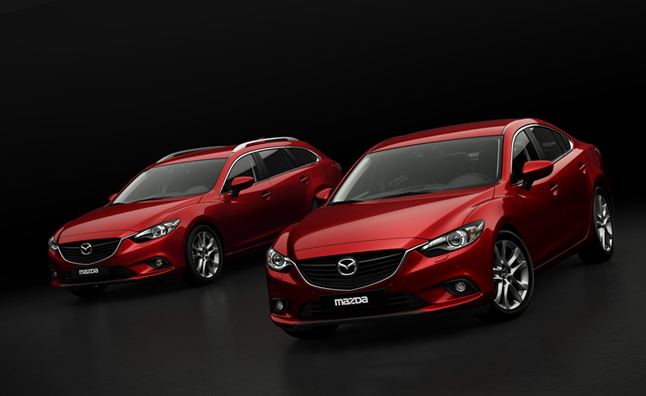 2014 Mazda6 Gets Suite of New Safety Features