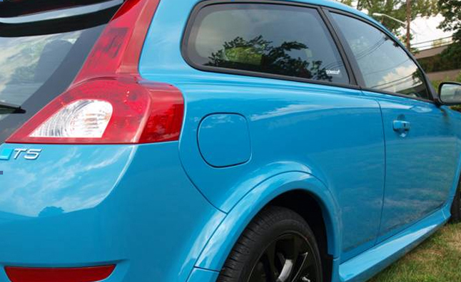 2013 Volvo C30 Polestar Edition Announced With 250 HP
