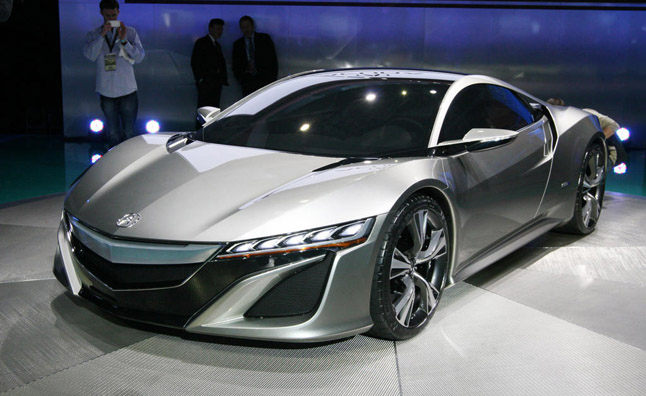 Small NSX Might be back on the Table