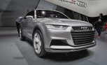 Audi Crosslane Coupe Previews Future Audi Style
