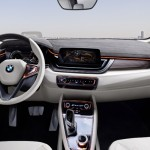 BMW Active Tourer Concept Interior Revealed