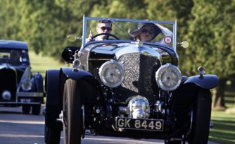 Bentley Shows Off Classics at Windsor Castle Concours of Elegance- Video