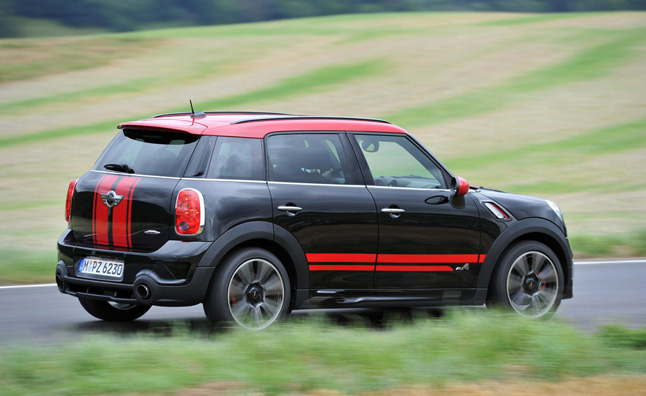 MINI JCW Countryman Starts at $35,550