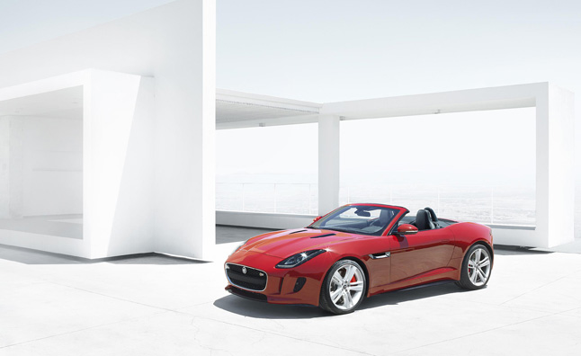 Jaguar F-Type Officially Breaks Cover – Video