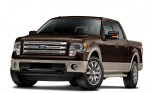 2013 Ford F-150 King Ranch Debuts at Texas State Fair