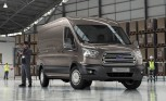 2014 Ford Transit to get EcoBoost, Diesel Option