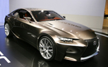 Lexus GS Coupe (or IS Coupe) Previewed in LF-CC Concept