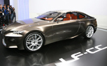 Lexus LF-CC Video, First Look: 2012 Paris Motor Show