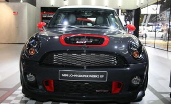 2013 MINI JCW GP Video, First Look: 2012 Paris Motor Show