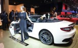 Maserati GranCabrio MC Lends Style to Paris Motor Show