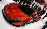 McLaren P1 Video, First Look: 2012 Paris Motor Show