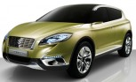 Suzuki S-Cross Concept Leaked: 2012 Paris Motor Show Preview