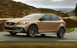Volvo V40 Cross Country Gets Off-Road Style: Paris Motor Show Preview