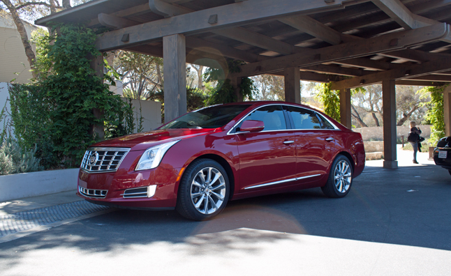 Five-Point Inspection: 2013 Cadillac XTS Premium