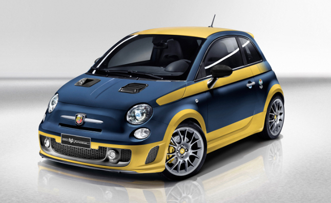 Abarth to Announce New Personalizaton Service at Paris Motor Show