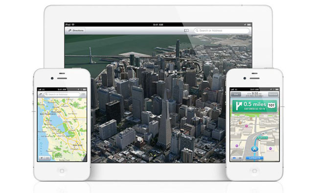 Apple Maps Coming to iPhone 5 with Real Time Traffic, Navigation, Yelp Integration
