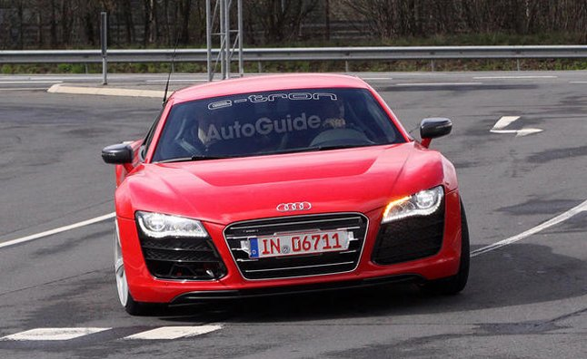 Audi R8 E-Tron on Sale By Early 2013