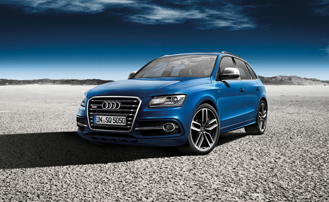 Audi SQ5 TDI Exclusive Concept Heading to Paris Motor Show