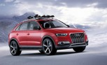 2014 Audi Q3 Headed to America