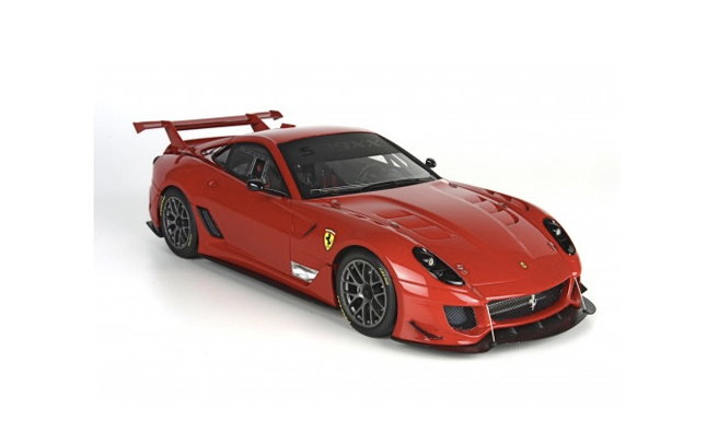 Ferrari 599XX Die Cast Models are a Collector's Dream