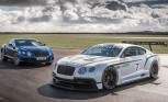 Bentley Continental GT3 is One Wicked Race Car: 2012 Paris Motor Show Preview