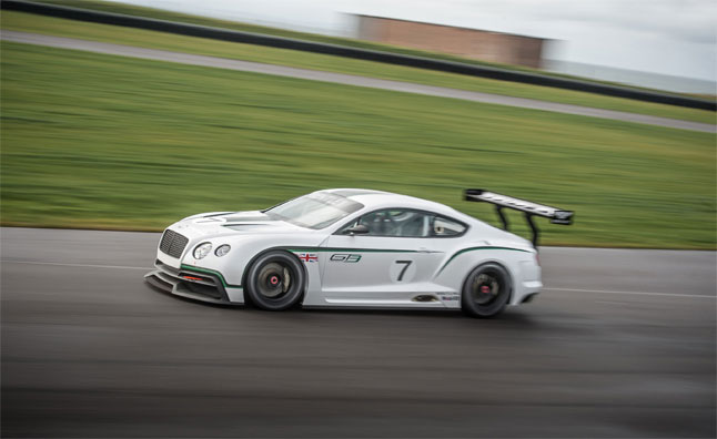 Bentley Officially Announces Return to Racing – Video