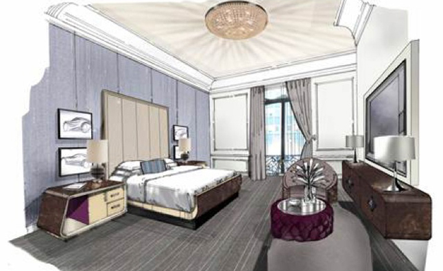 Bentley-Themed Suite Costs Over $10,000 Per Night