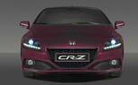 2013 Honda CR-Z Facelift Revealed, Power-Bump Expected