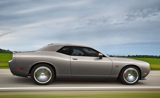 2015 SRT Barracuda to be Built on New, Smaller Platform