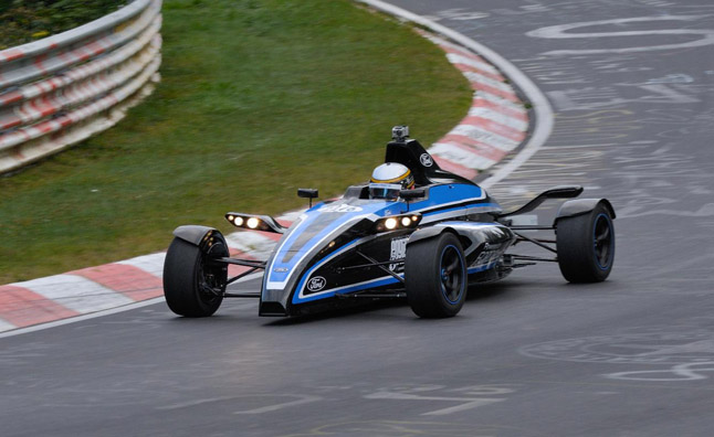 Formula Ford Race Car Production Under Consideration