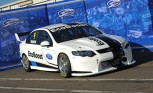 Ford Debuts New Falcon Race Car for V8 Supercars