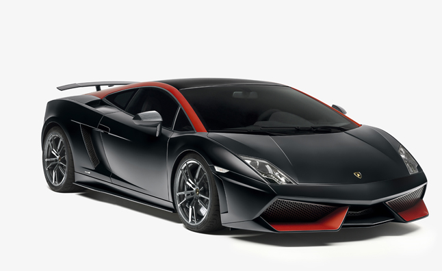 Lamborghini Gallardo Gets two More Special Editions: 2012 Paris Motor Show