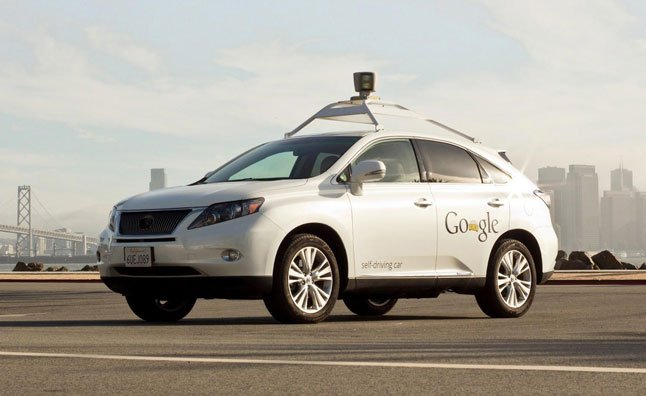 Self-Driving Cars Now Legal in California