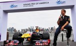 Formula One Grand Prix of America Official: June 16, 2013