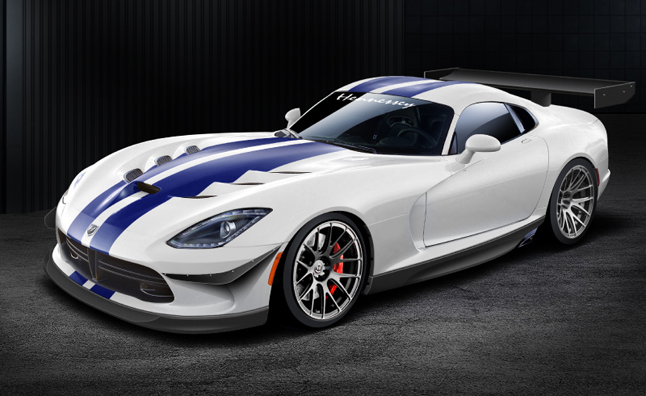 Hennessey SRT Viper Packs 1,120 Twin-Turbo HP
