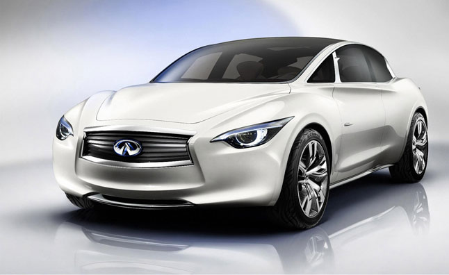 Family of Compact Cars a Possibility for Infiniti