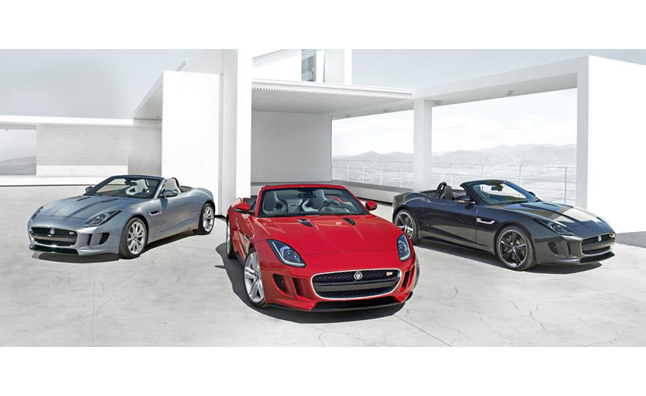 Jaguar F-Type Video Preview: 2012 Paris Motor Show