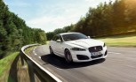 Jaguar XFR Speed Pack Debuts at Moscow Motor Show