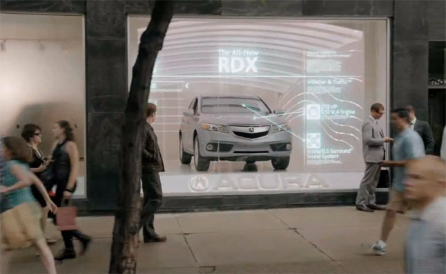 Acura RDX Appears in The Avengers Deleted Scene – Video
