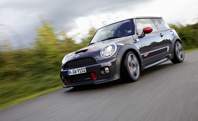 MINI John Cooper Works GP Officially Revealed