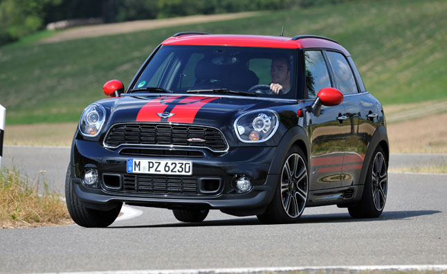 MINI John Cooper Works Countryman: Mega Gallery