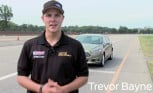 NASCAR Drivers Compete in Ford Fusion MPG Challenge – Video