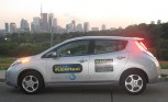 Canadian Movie Goers Get Free Rides in Nissan Leaf