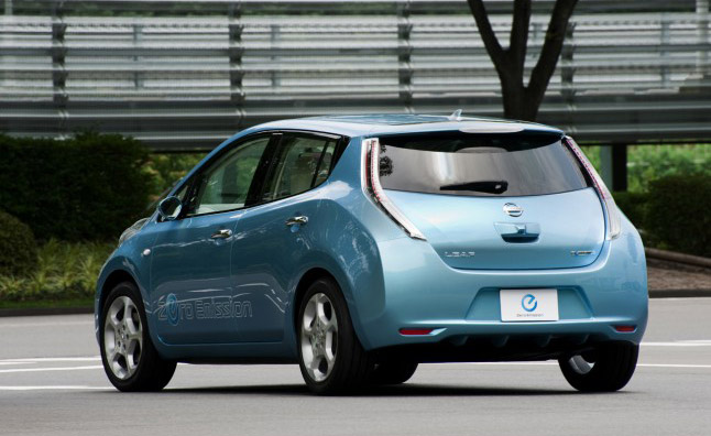 Nissan Leaf Range Issues Investigated by Third Party