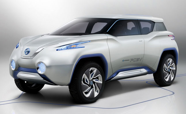 Nissan TeRRA Electric SUV Concept Revealed Ahead of Paris Motor Show Debut