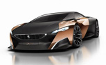 Peugeot Onyx Supercar Concept Revealed Ahead of Paris Motor Show Debut