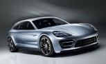 Porsche Panamera Sport Turismo Concept Breaks Cover: 2012 Paris Preview