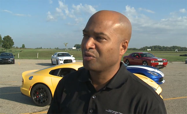 SRT Boss Ralph Gilles Discusses New SRT Viper – Video