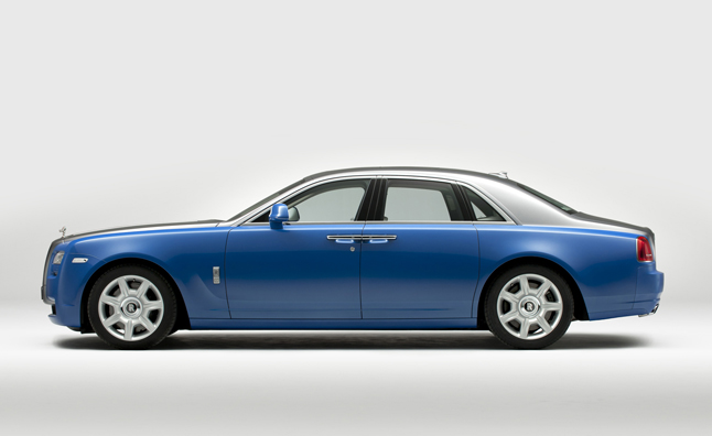 Rolls-Royce Reveals Art Deco Special Edition: 2012 Paris Motor Show