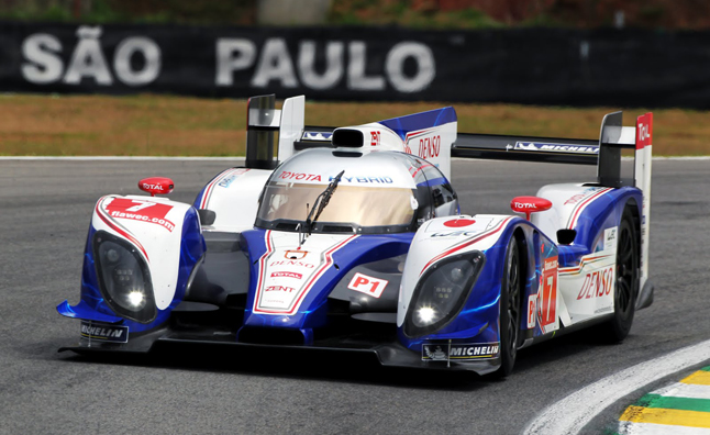Toyota TS030 Hybrid Race Claims Historic First Win in FIA WEC